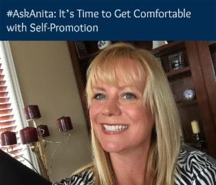 Ask Anita Self Promotion