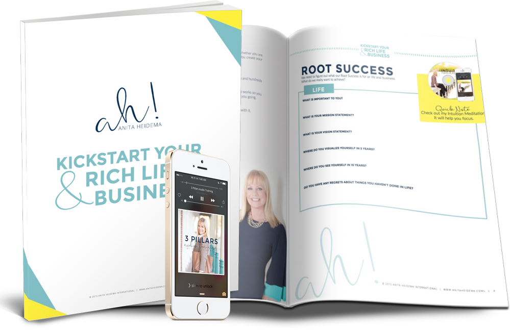 Kickstart Your Rich Life and Business