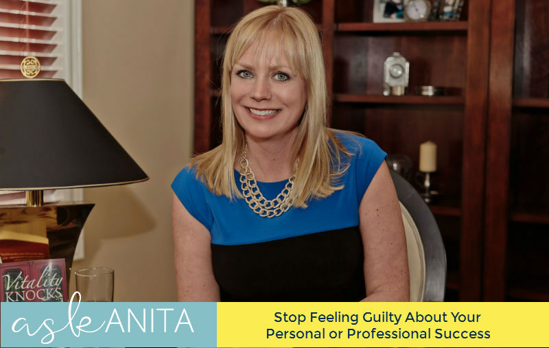 Stop Feeling Guilty About Your Personal or Professional Success