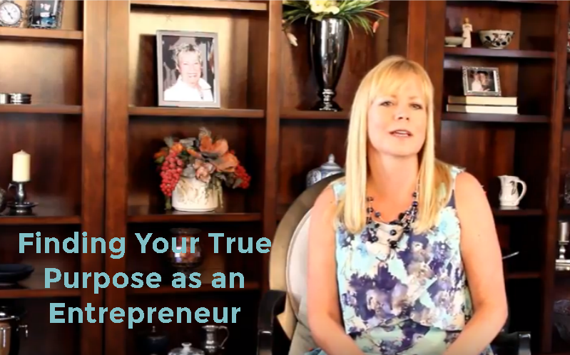 Finding Your True Purpose as an Entrepreneur - Anita Heidema
