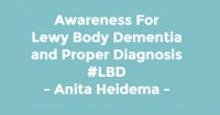 Awareness for Lewy Body Dementia - Anita Heidema