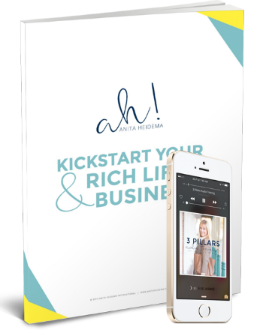 Kickstart Rich Life & Business Bundle