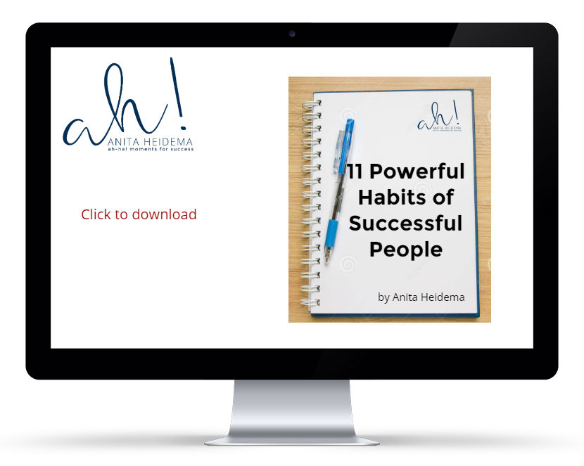 Click to download 11 Habits of Successful People